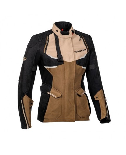 Motorcycle lady jacket TOURING / ADVENTURE model EDDAS LADY by IXON