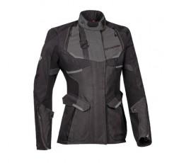 Motorcycle lady jacket TOURING / ADVENTURE model EDDAS LADY by IXON black 1