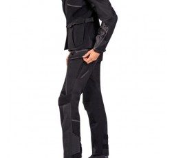 Motorcycle lady jacket TOURING / ADVENTURE model EDDAS LADY by IXON black 4