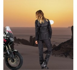 Motorcycle lady jacket TOURING / ADVENTURE model EDDAS LADY by IXON black 6
