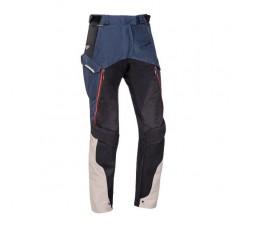 Pantalon de moto pour femme type Trail, Maxi Trail, Adventure EDDAS PT L de Ixon bleu 1