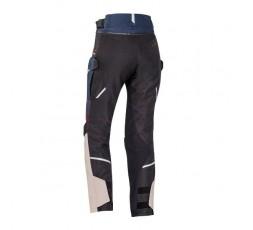 Pantalon de moto pour femme type Trail, Maxi Trail, Adventure EDDAS PT L de Ixon bleu 2