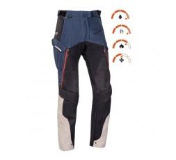 Pantalones moto mujer uso Trail, Maxi Trail, Aventura EDDAS PT L de Ixon azul 3