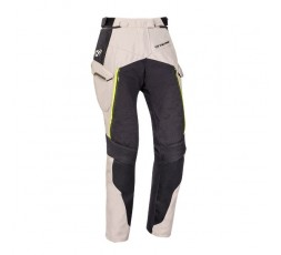 Women's motorcycle pants for Trail, Maxi Trail, Adventure EDDAS PT L by Ixon green kaky