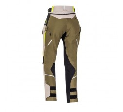 Women's motorcycle pants for Trail, Maxi Trail, Adventure EDDAS PT L by Ixon green kaky 2