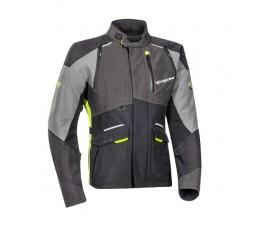 Chaqueta moto uso Trail, Maxi Trail, Aventura modelo BALDER de Ixon amarillo 1