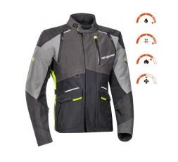 Motorcycle jacket TRAIL / MAXI TRAIL / AVENTURA model BALDER by Ixon yellow 3
