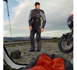 Motorcycle jacket TRAIL / MAXI TRAIL / AVENTURA model BALDER by Ixon yellow 5