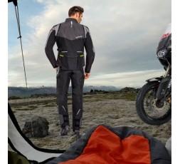 Chaqueta moto uso Trail, Maxi Trail, Aventura modelo BALDER de Ixon amarillo 6