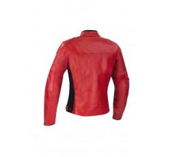 SEGURA LADY KROFT woman leather motorcycle jacket 2