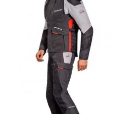 Motorcycle jacket TRAIL / MAXI TRAIL / AVENTURA model BALDER by Ixon red 4