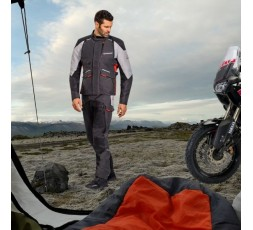 Motorcycle jacket TRAIL / MAXI TRAIL / AVENTURA model BALDER by Ixon red 5