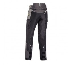 Motorcycle pants TRAIL / MAXI TRAIL / AVENTURA model BALDER PT by Ixon yellow 2