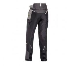 Pantalones de moto Trail, Maxi Trail, Aventura modelo BALDER PT de Ixon amarillo 2