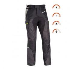 Pantalones de moto Trail, Maxi Trail, Aventura modelo BALDER PT de Ixon amarillo 3