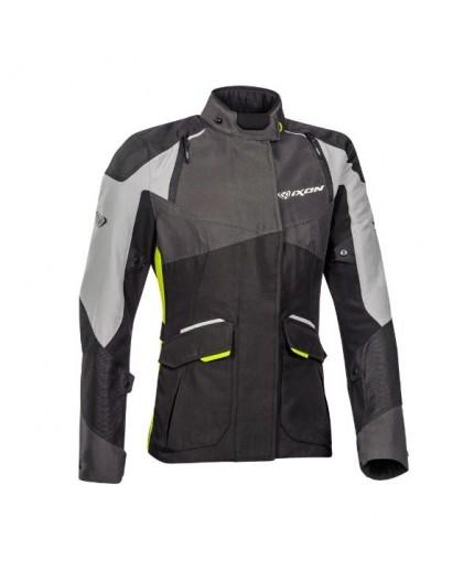 Woman motorcycle jacket TRAIL / MAXI TRAIL / AVENTURA model BALDER LADY by Ixon