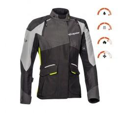 Woman motorcycle jacket TRAIL / MAXI TRAIL / AVENTURA model BALDER LADY by Ixon yellow 3