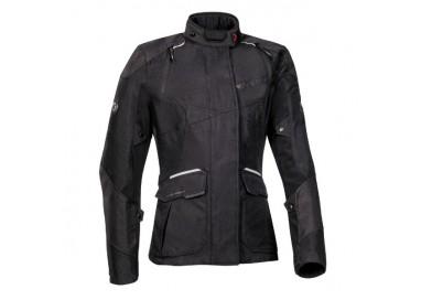 Woman motorcycle jacket TRAIL / MAXI TRAIL / AVENTURA model BALDER LADY by Ixon black 1