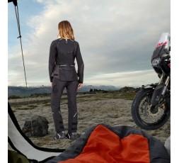 Woman motorcycle jacket TRAIL / MAXI TRAIL / AVENTURA model BALDER LADY by Ixon black 6
