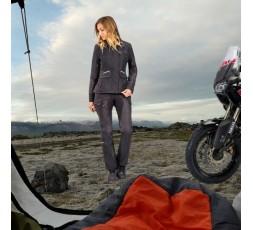 Woman motorcycle jacket TRAIL / MAXI TRAIL / AVENTURA model BALDER LADY by Ixon black 5