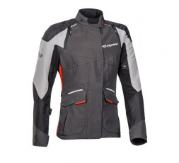 Woman motorcycle jacket TRAIL / MAXI TRAIL / AVENTURA model BALDER LADY by Ixon red 1