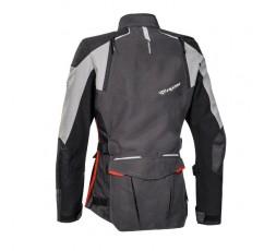 Woman motorcycle jacket TRAIL / MAXI TRAIL / AVENTURA model BALDER LADY by Ixon red 2