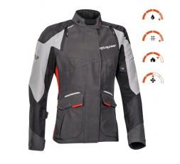 Woman motorcycle jacket TRAIL / MAXI TRAIL / AVENTURA model BALDER LADY by Ixon red 3