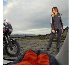 Woman motorcycle jacket TRAIL / MAXI TRAIL / AVENTURA model BALDER LADY by Ixon red 5