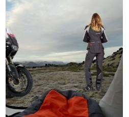 Woman motorcycle jacket TRAIL / MAXI TRAIL / AVENTURA model BALDER LADY by Ixon red 6