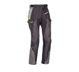 Pantalones de moto mujer Trail, Maxi Trail, Aventura BALDER PT L de Ixon amarillo 1