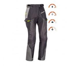 Pantalones de moto mujer Trail, Maxi Trail, Aventura BALDER PT L de Ixon amarillo 3