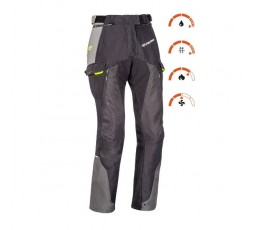 Women's motorcycle pants TRAIL / MAXI TRAIL / AVENTURA model BALDER PT L by Ixon yellow 3