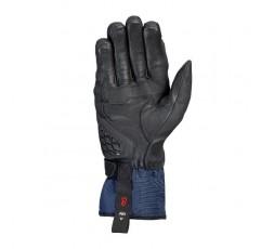 Gants de moto pour usage Trail, Maxi Trail ou Adventure, modèle MS LOKI par IXON bleu 2