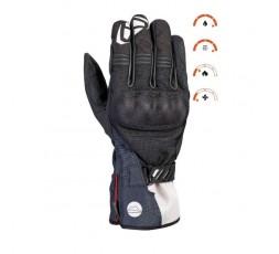Gants de moto pour usage Trail, Maxi Trail ou Adventure, modèle MS LOKI par IXON bleu 3