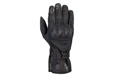 Motorcycle gloves for Trail, Maxi Trail or Adventure use, MS LOKI model by IXON black 1