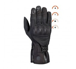 Motorcycle gloves for Trail, Maxi Trail or Adventure use, MS LOKI model by IXON black 3