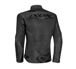 Ixon DRACO summer motorcycle jacket black 2