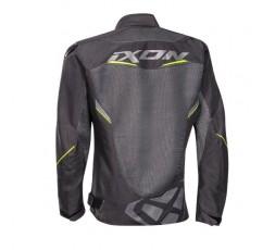 Veste de moto d'été DRACO de IXON ultra ventilée jaune fluo 2