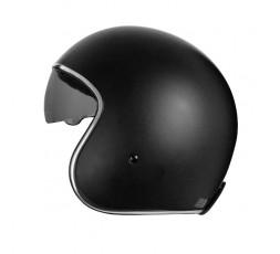 Open face helmet Urban, Vintage, Retro SPRINT style by ORIGINE black mat