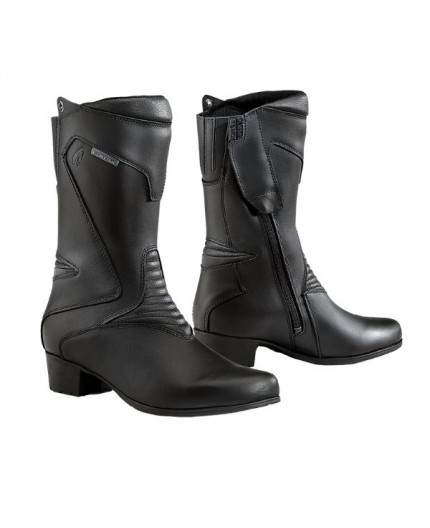 Motorcycle boots for women model RUBY Dry by Forma