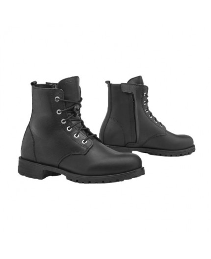 Motorcycle boots for women model CRYSTAL Dry by Forma