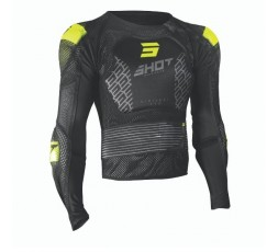 Shot AIRLIGHT 2.0 model anatomically designed integral protection vest 1