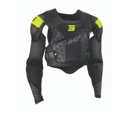 ULTRALIGHT 2.0 model anatomically designed integral protection vest by Shot 1