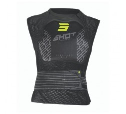 AIRLIGHT anatomical sleeveless protection vest by Shot 1