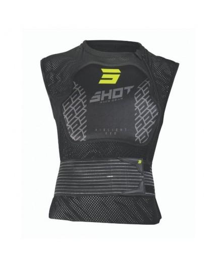 Chaleco de protección sin mangas anatómico modelo AIRLIGHT de Shot