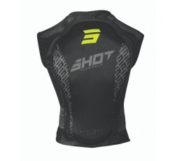 AIRLIGHT anatomical sleeveless protection vest by Shot 2