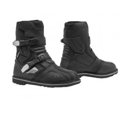 Touring motorcycle boots, Trail TERRA Evo Low Dry by Forma black