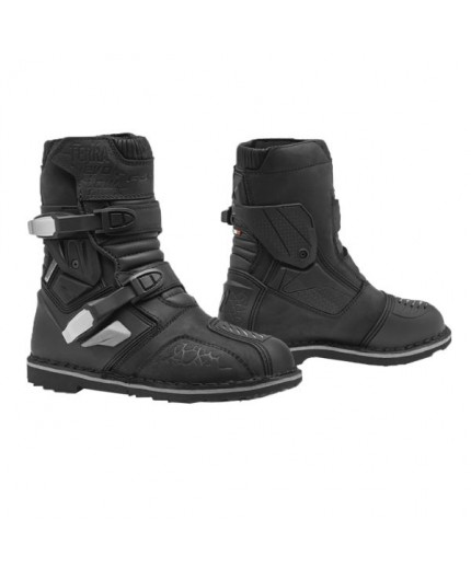 Touring motorcycle boots, Trail TERRA Evo Low Dry by Forma