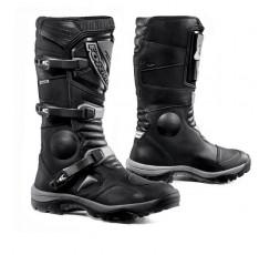Bottes de moto pour Enduro, Quad, ATV modèle ADVENTURE Dry par Forma noir