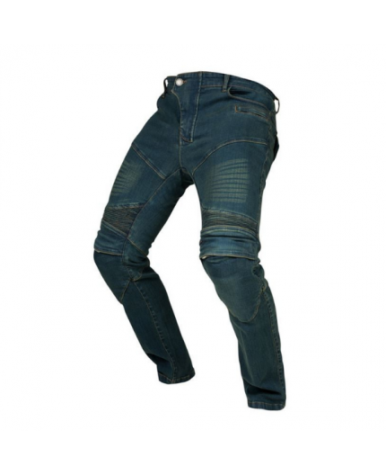 Motorcycle jeans with water repellent treatment (water repellent) model WYATTERP by INVICTUS